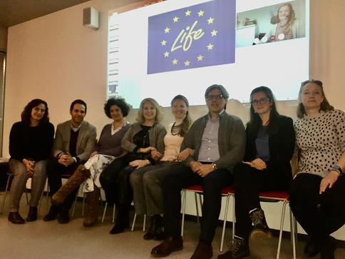 NanoExplore Project Meeting: Lausanne, Switzerland